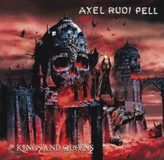 """L'album di #AxelRudiPell intitolato """"Kings And Queen""""."""