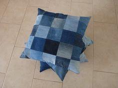 Patchwork pillows