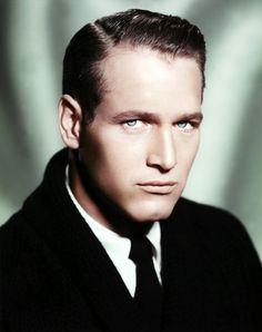 Paul Newman - classic Hollywood