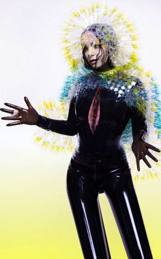 Good God, Björk's new album is just magnificent. Wow.  Björk - Vulnicura