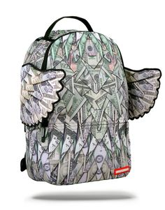 ORIGAMI MONEY WINGS   Sprayground Backpacks, Bags, and Accessories