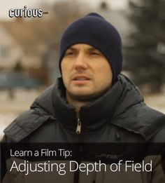 Film Tips: Adjusting Depth of Field