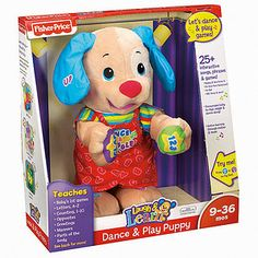 Fisher-Price Laugh & Learn Dance & Play Puppy – Target Australia