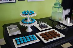 Perfect sweets for a Stella & Dot Trunk Show! email me at shea.windley@gmail.com if you'd like to have your own S party :D