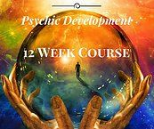 Psychic Development Course - One Night over 12 Weeks   We  all  are  born  innately Psychic, we just forget that we have this ability. We may have outgrown it or been told we were imagining things as children. Having the proper guidance   can   help   you  redevelop  your  awareness.   Grow your psychic abilities by  working  with  others  to increase your vibrations & be taught in a safe environment where everyone is equal & are  all  working  towards similar goals.   Know that the classes…