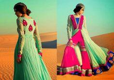 Pakistani Bridal Frocks | Bridal Frocks Designs 2014-2015 - Fashion Maxi Dresses