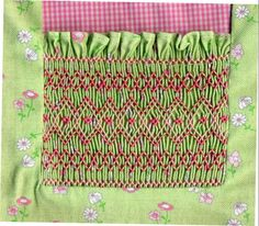 Free how to draw a pattern for a smocked collar - Google Search