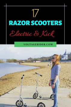 This is the list of the best Razor scooters you can wish for. There are 11 electric scooters and the last 6 are regular Razor kick scooters. Cheap Electric Scooters, Razor Electric Scooter, Kick Scooter, A5, Kicks, Content, Marketing, Unique, Blog