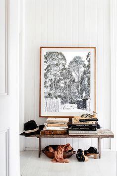 'Winter Wonderland' Photographic Print by Kara Rosenlund. A beautiful winter wonderland in the Australian central highlands of Tasmania. © Kara Rosenlund  Shop here: http://shop.kararosenlund.com/winter-wonderland-photographic-print/