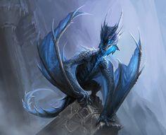 É dragões todo o caminho.