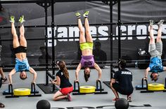 CrossFit Gabungan Dua Olah Raga untuk Jaga Stamina