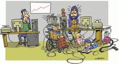 CONCILIAR VIDA LABORAL Y FAMILIAR La flexibilidad en los horarios de trabajo sigue estando muy limitada...