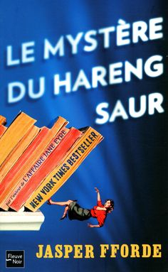Amazon.fr - Le Mystère du hareng saur - Jasper FFORDE, Jean-François MERLE - Livres