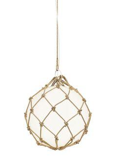 Rede de pesca ? Fisherman Lamps by TAF
