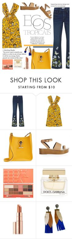 """Untitled #2299"" by anarita11 ❤ liked on Polyvore featuring Étoile Isabel Marant, Hermès, TIBI, Dolce&Gabbana and Estée Lauder"
