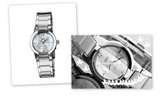 Casio LTP-1230D-7C zenski sat srebrni