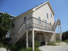 South Nags Head NC Oceanfront Rental - 631