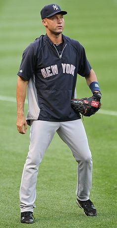 Derek Jeter...so ready to see him back on the field!