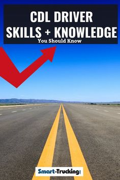 CDL Truck Driver Skills + Knowledge You Should Know. The ultimate guide for the truck driver for important CDL skills and things all truckers should know, written and video instruction - How to double clutch, float gears, corner a big rig, backing up, using the jake brake, safely climb/descend a hill, winter driving tips, handling a D.O.T. inspection and much more for the professional truck driver. #CDL #trucker #truckdriver #trucking Winter Driving Tips, Safe Driving Tips, Big Rig Trucks, New Trucks, Truck Engine, New Drivers, Driving School, Double Clutch, Safety Tips