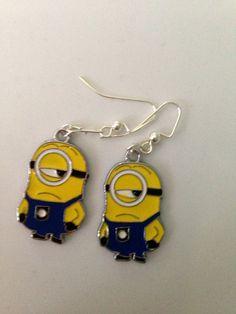 Minion Earrings