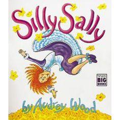 Silly Sally Big Book, HOU9780152000721