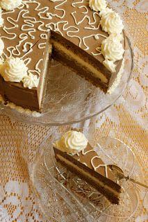 Tort Intercontinental – La Ancuta I Foods, Nutella, Cocoa, Sweets, Candy, Workshop, Ideas, Pies, Bakken