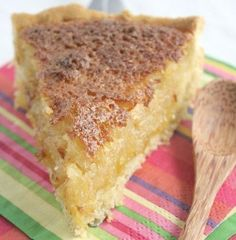 South African recipe for Mamma's Coconut Tart, known in Afrikaans as Klappertert. 1234 Cake, Russian Honey Cake, Coconut Tart, Onion Tart, South African Recipes, Salty Cake, Sweet Tarts, Tart Recipes, Recipe For 4