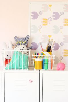 Organizing the kids room / Koreja lastenhuoneeseen