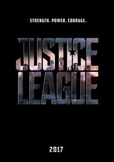 Justice League poster messypandas.com messypandas@gmail.com