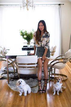 Dicas de Decor: Apartamento da Aimee Song!