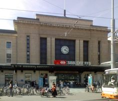 Gare Cornavin - Genève - Suisse