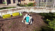 Goat Simulator Achievement / Trophy Around the World on 5 Trampolines