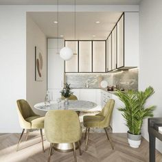Dining Table - Furniture Buying And Taking Care Of Your Home Furnishings Metal Dining Chairs, Pedestal Dining Table, Upholstered Dining Chairs, Dining Tables, White Round Dining Table, Folding Chairs, Dark Living Rooms, Design Apartment, Mid Century Dining