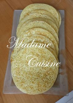 Lahmacun (Turkse Pizza) :: ...::: Madame Cuisine :::...
