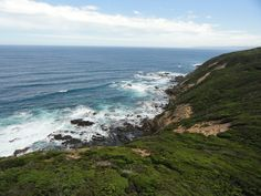 View from cape otway lighthouse - Great Ocean Road