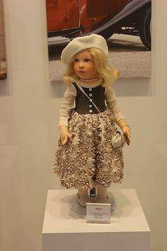 Sylvia Natterer doll by Kathe Kruse   von toys and books fan