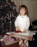 reminds me of me.learned to iron early in life.not to mention the tinsel on the tree.my mom still uses tinsel! Best Memories, Childhood Memories, I Love You Mother, Miss You Mom, Mother Teach, Live And Learn, Mom And Grandma, Teenage Years, Good Times