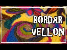 Tutorial ROCOCÓ (TELAR ÁRBOL, Decorativo, Tapicería) paso a paso LANA TERAPIA. WOOL THERAPY - YouTube