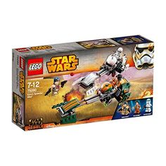 T & Y Shop Star Wars Ezra's Speeder Bike # 75090 Mini-figures Lego Toys. Lego Disney, Disney Star Wars, Star Wars Rebels, Lego Star Wars, Star Wars Toys, Lego Ninjago, Nave Lego, Jouet Star Wars, Stormtrooper