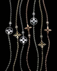 {accessorizing} The collection of Louis Vuitton Monogram Idylle | TheFashioniStyle