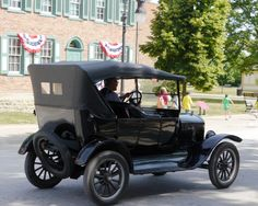 Model T at Greenfield Village, Henry Ford Museum