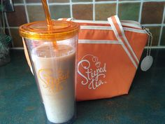 "Cindy Ushko Potter, ""I just make the chai latte and pour it over ice and add milk. So yummy!"""