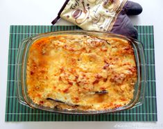 Musaka • Domowe Potrawy Musaka, Macaroni And Cheese, Nom Nom, Food And Drink, Ethnic Recipes, Diet, Polish Recipes, Mac And Cheese