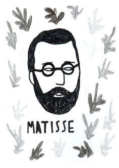 matisse by maria j. luque