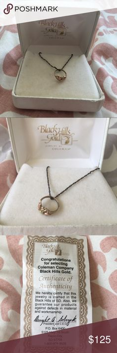 Black Hills Gold Necklace Black Hills Gold Necklace Jewelry Necklaces