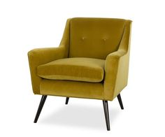 Kelly Hoppen for Resource Decor: Marlow Occasional Chair