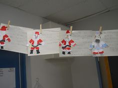"""Free Writing Activity (Sequencing) with  """"Santa's New Suit"""""""