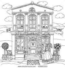 country coloring pages 29 Best Romantic country colouring images | Coloring pages  country coloring pages