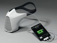 The Breath iPhone Charger