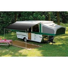 Coleman Popup Camper Awning Replacement